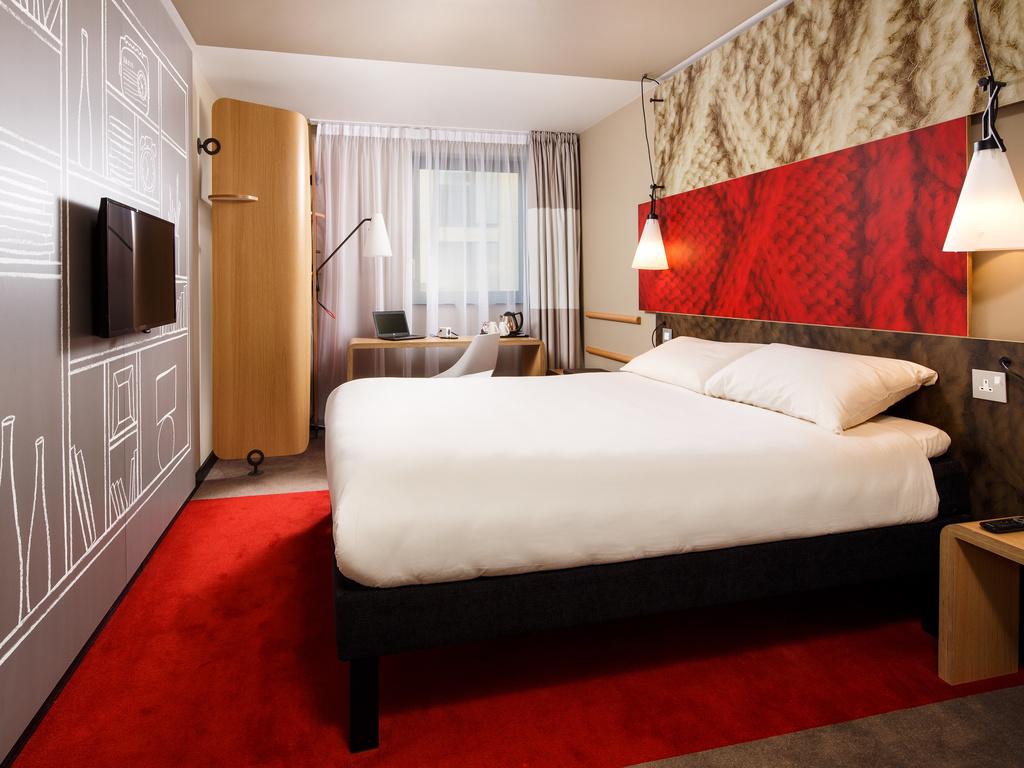 Hotel pas cher londres ibis londres city shoreditch for Hotel pas cher londres