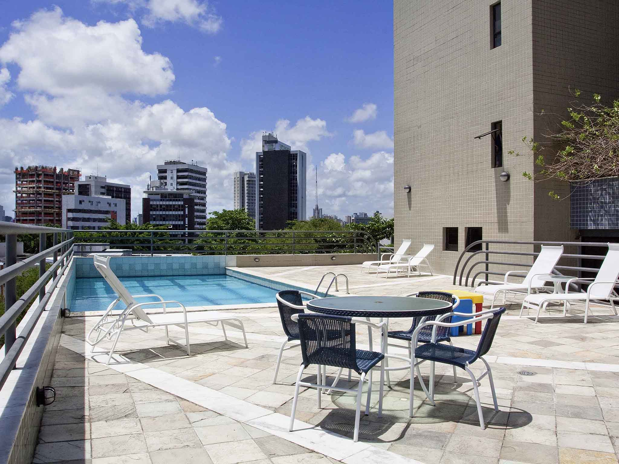 mercure recife metropolis hotel book on the official web site