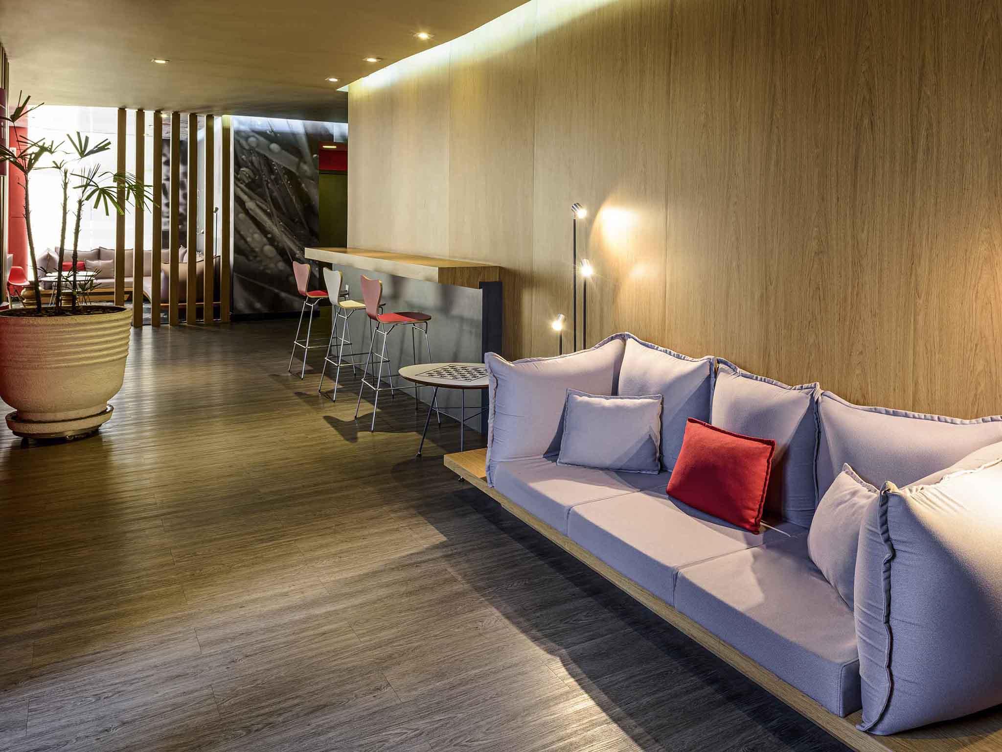 Отель — ibis Guarulhos