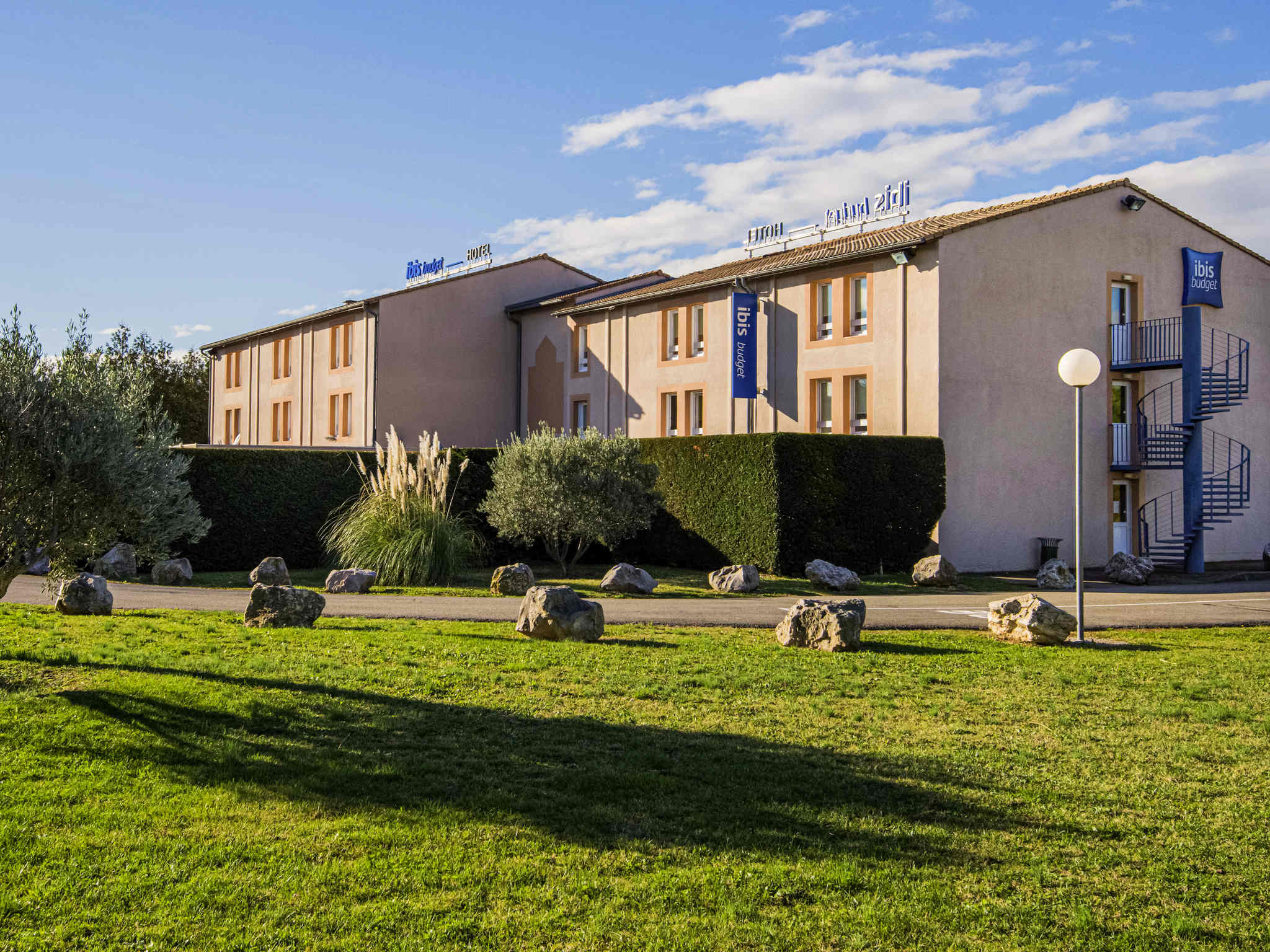 Hotell – ibis budget Bollène