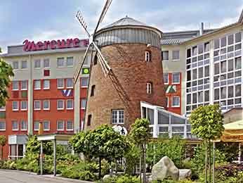 Mercure Hotel Halle Leipzig