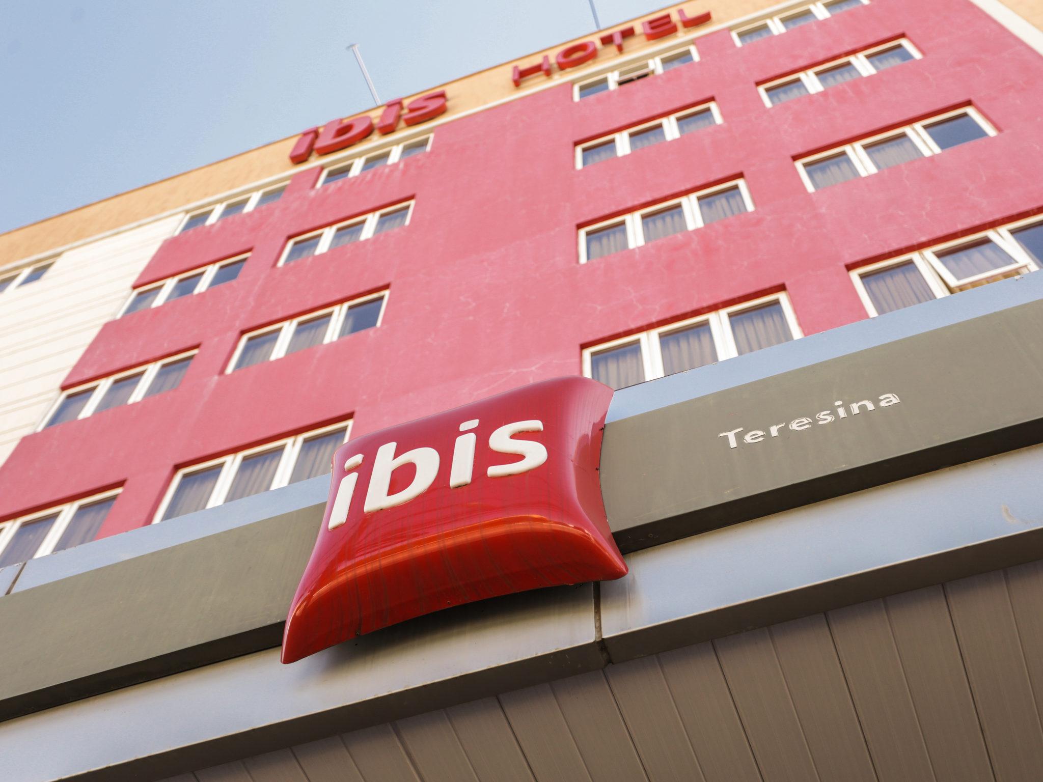 โรงแรม – ibis Teresina
