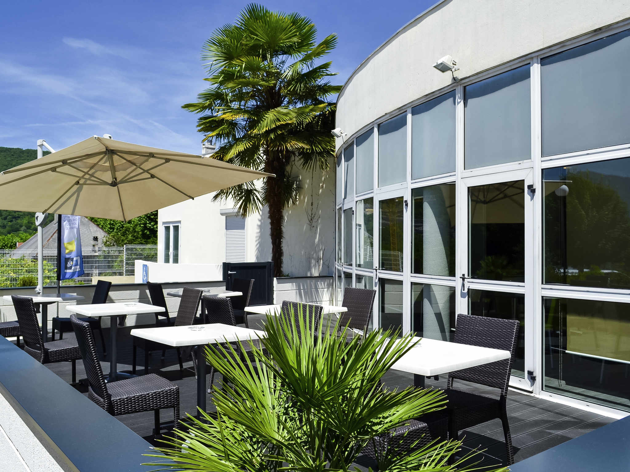 Hotell – ibis budget Aix-les-Bains Nord