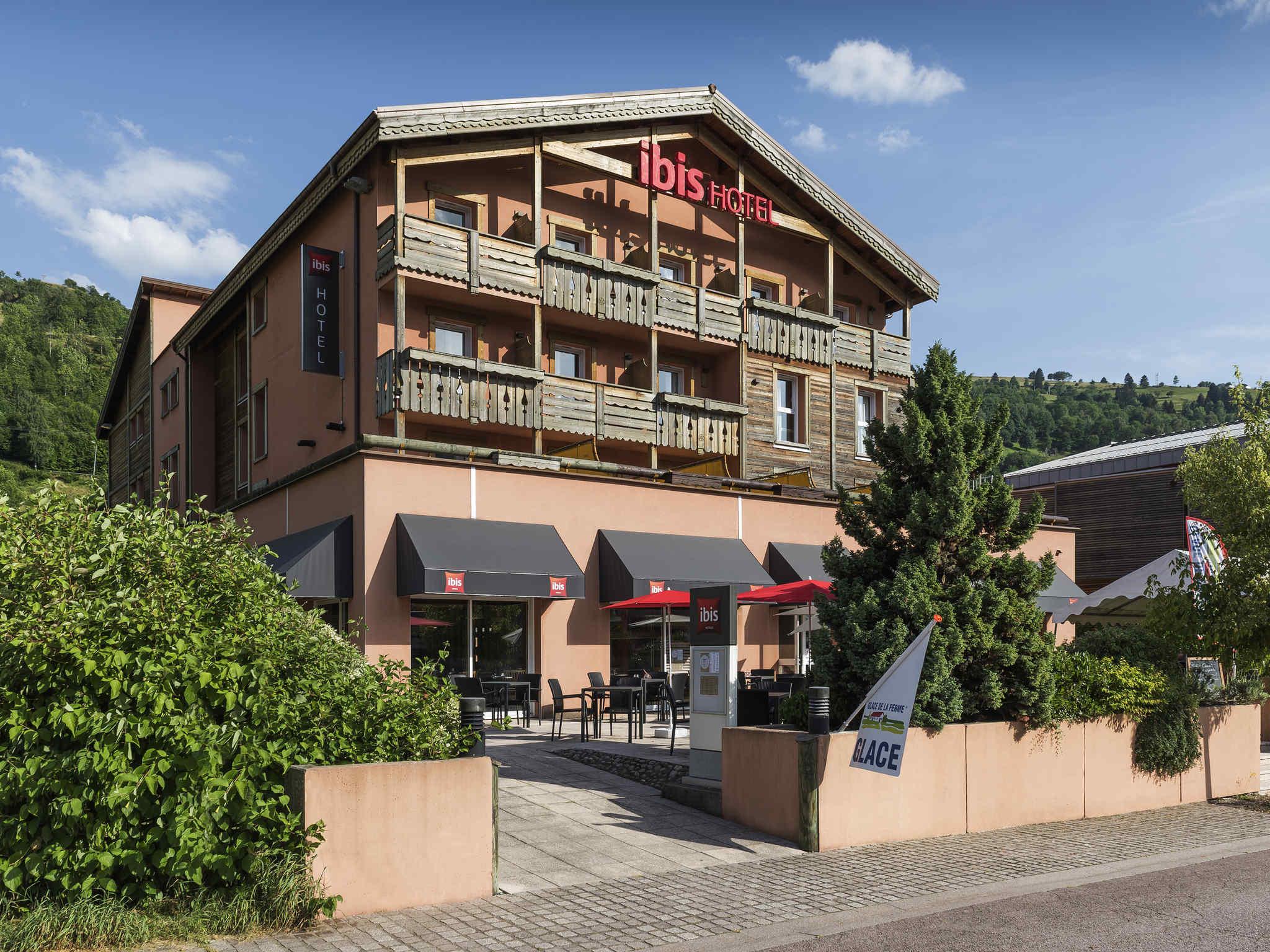 ホテル – ibis La Bresse Gérardmer