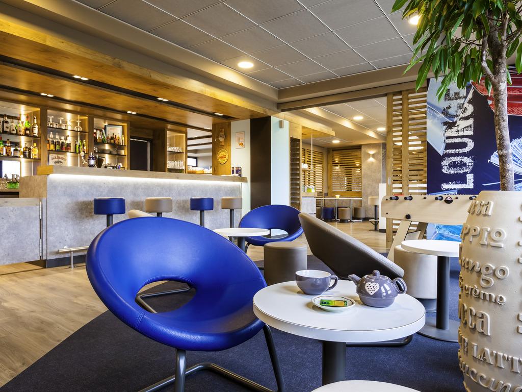G nstiges hotel in pontault combault ibis budget marne for Garage de la francilienne pontault combault