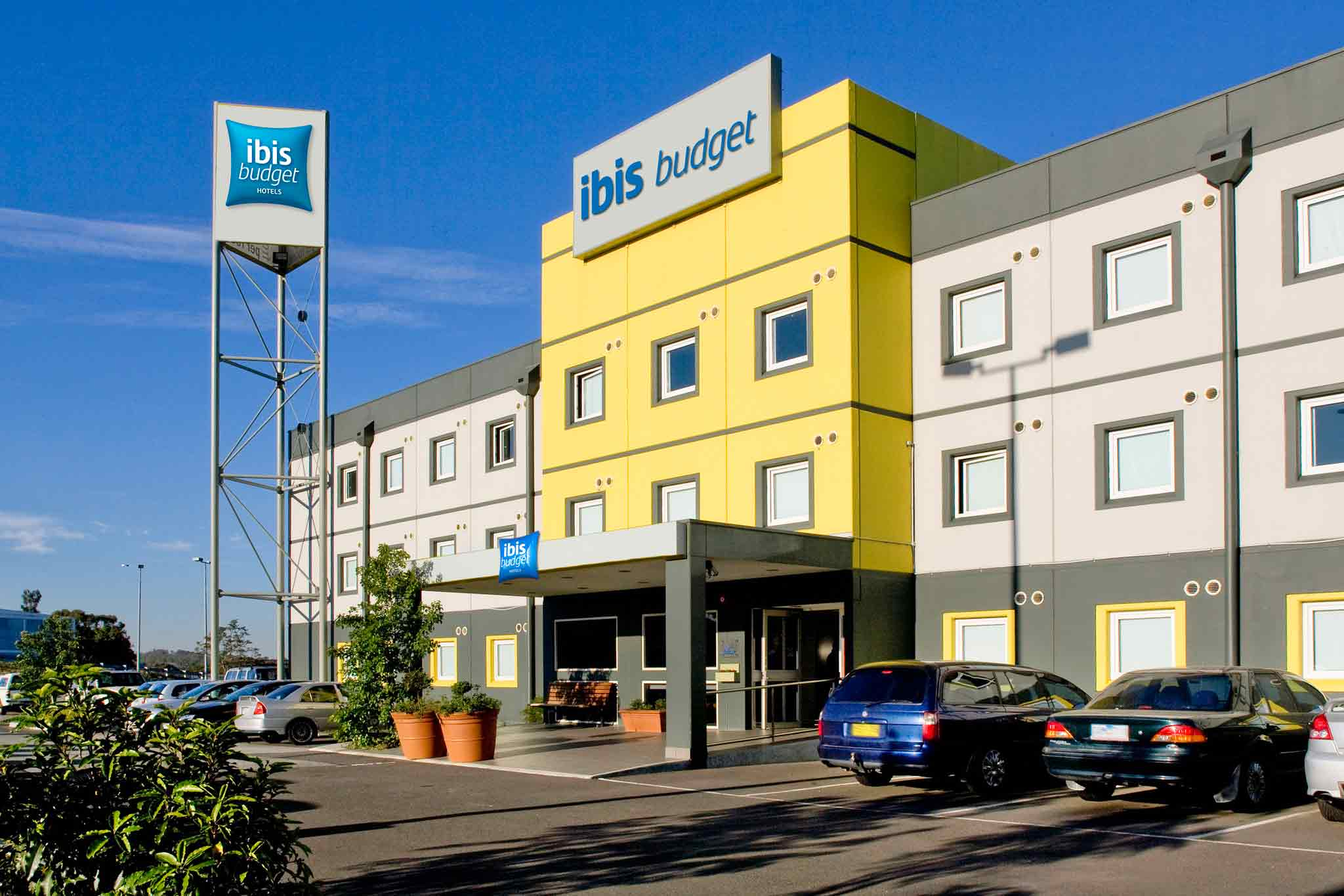 Hotel – ibis budget Melbourne Airport