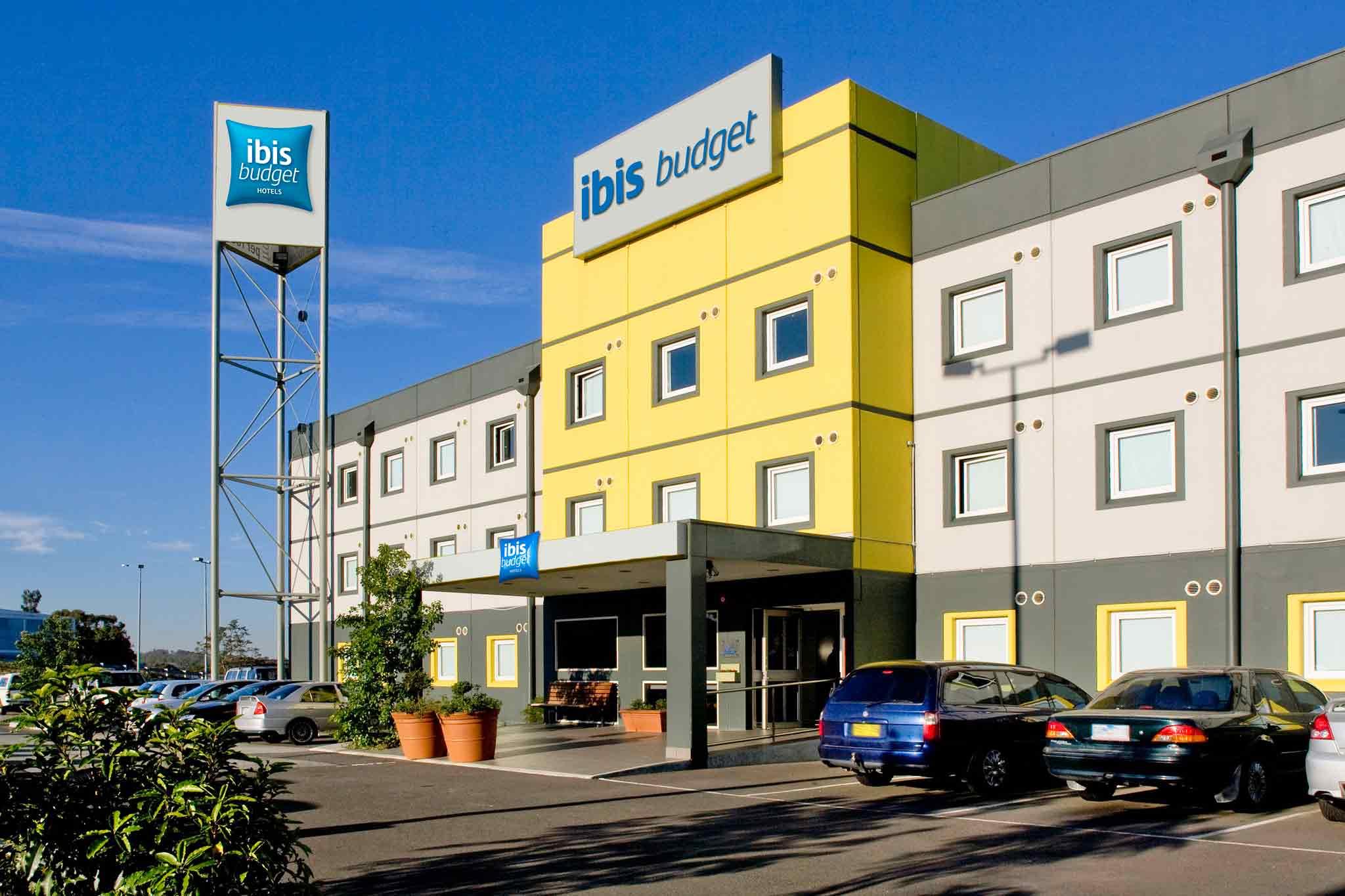 Отель — ibis budget Melbourne Airport
