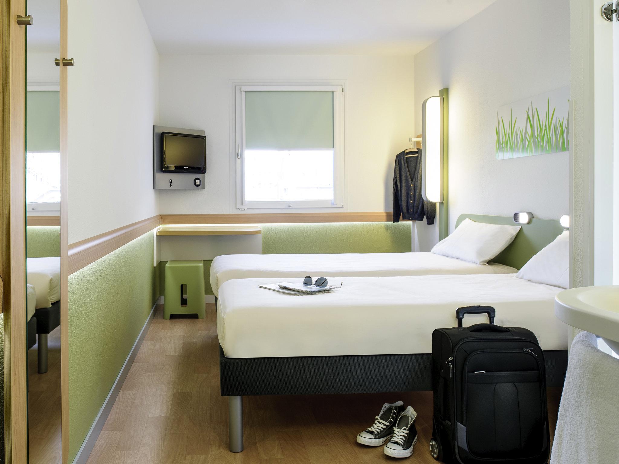 Отель — ibis budget Брюгге Центральный Вокзал