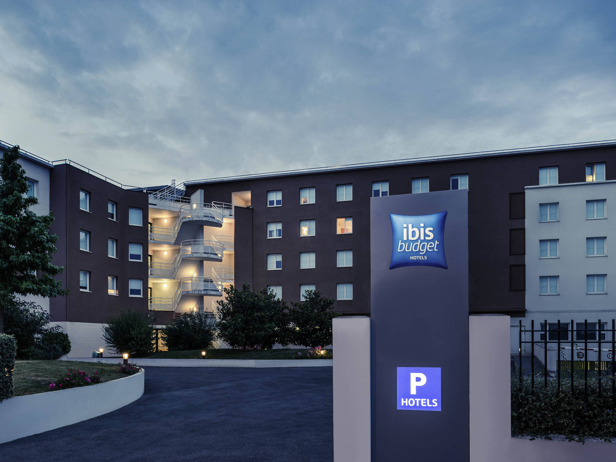 Hotell – ibis budget Marne-la-Vallée Val d'Europe