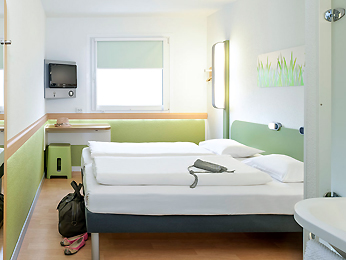 Chambres - ibis budget Bern Expo