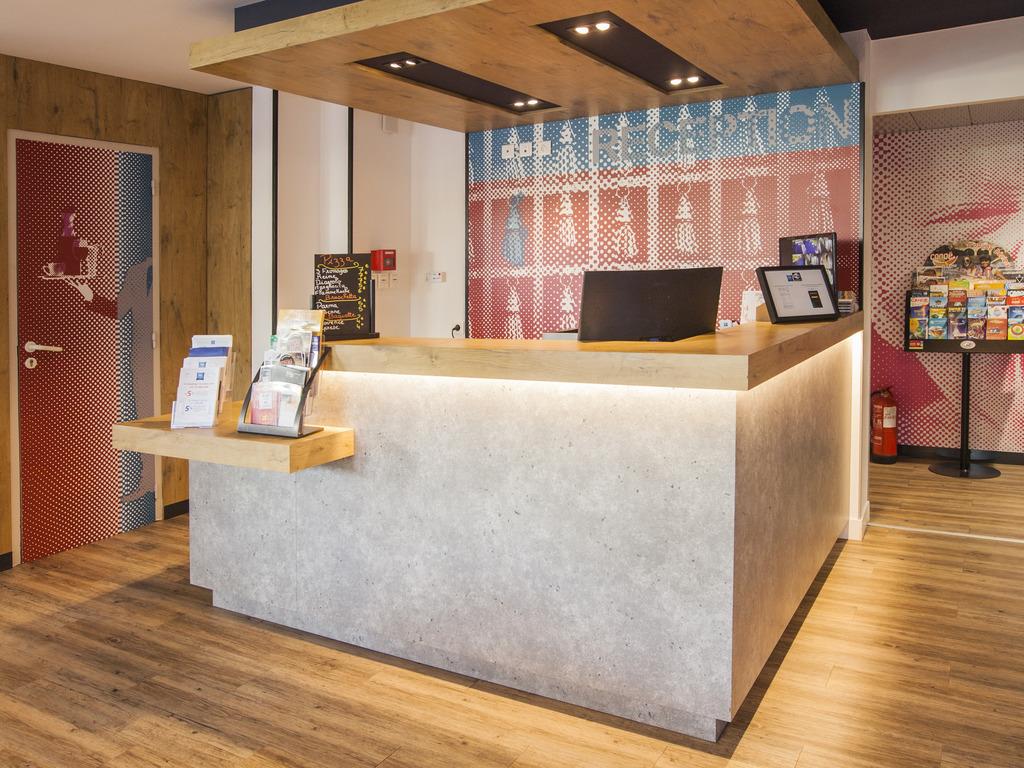 Hotel in montpellier ibis budget montpellier centre for Hotels montpellier