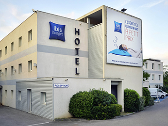hotel pas cher montpellier ibis budget montpellier centre mill naire. Black Bedroom Furniture Sets. Home Design Ideas