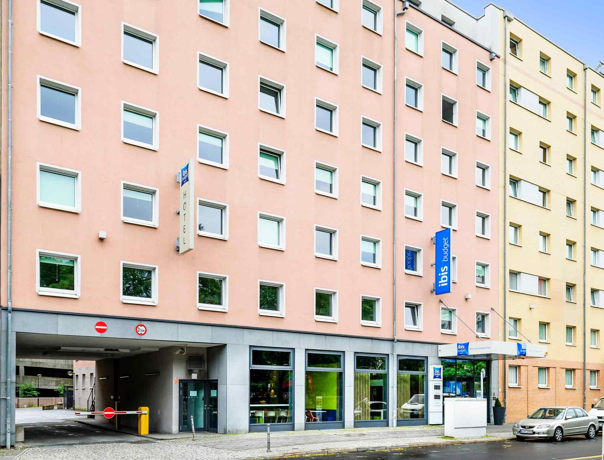 Отель — ibis budget Берлин Сити Потсдамер-Плац