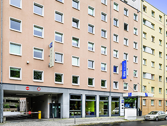 إيبيس بدجت ibis budget برلين سيتي بوتسدام بلاتز