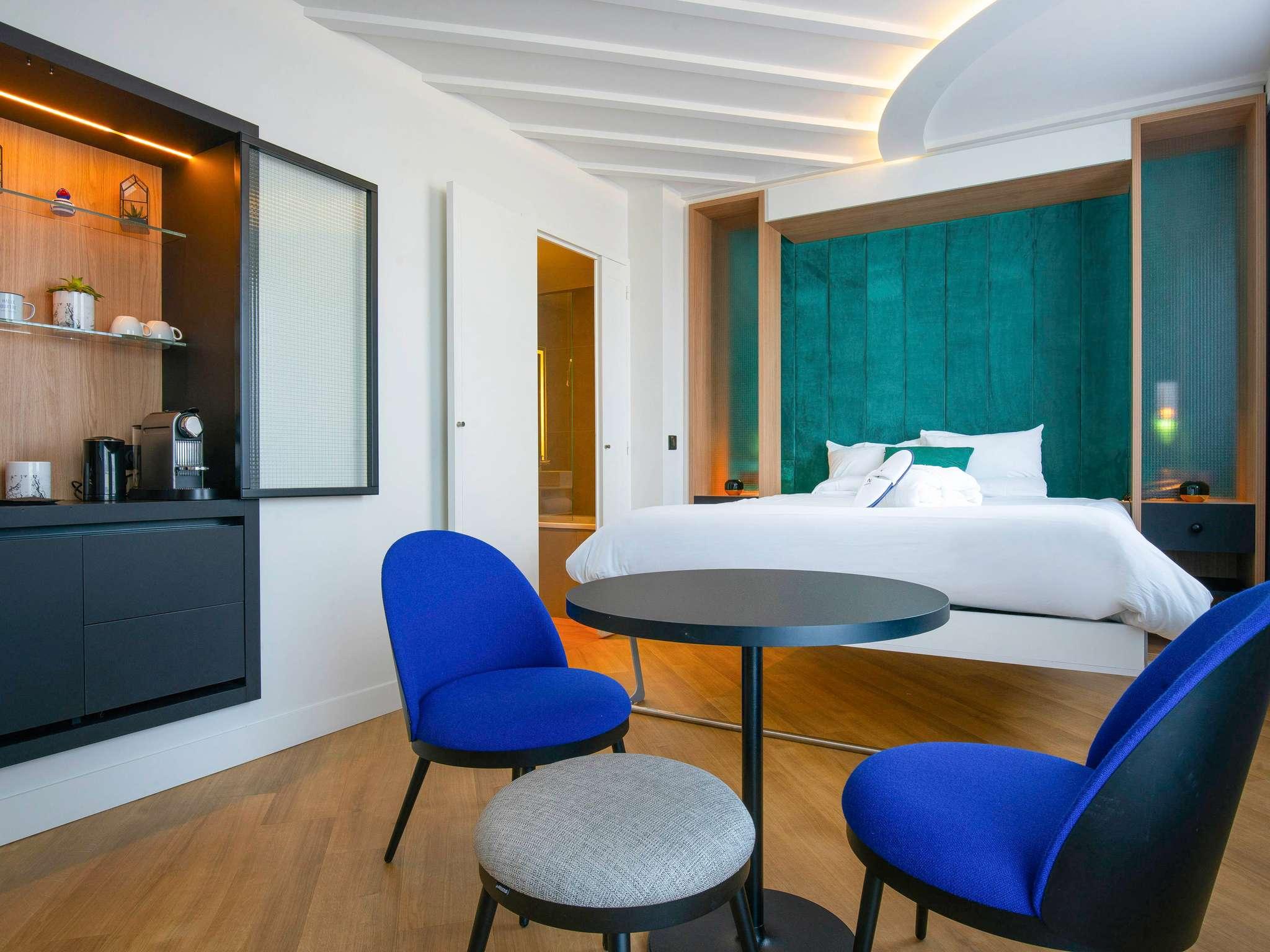 hotel in paris novotel paris centre gare montparnasse