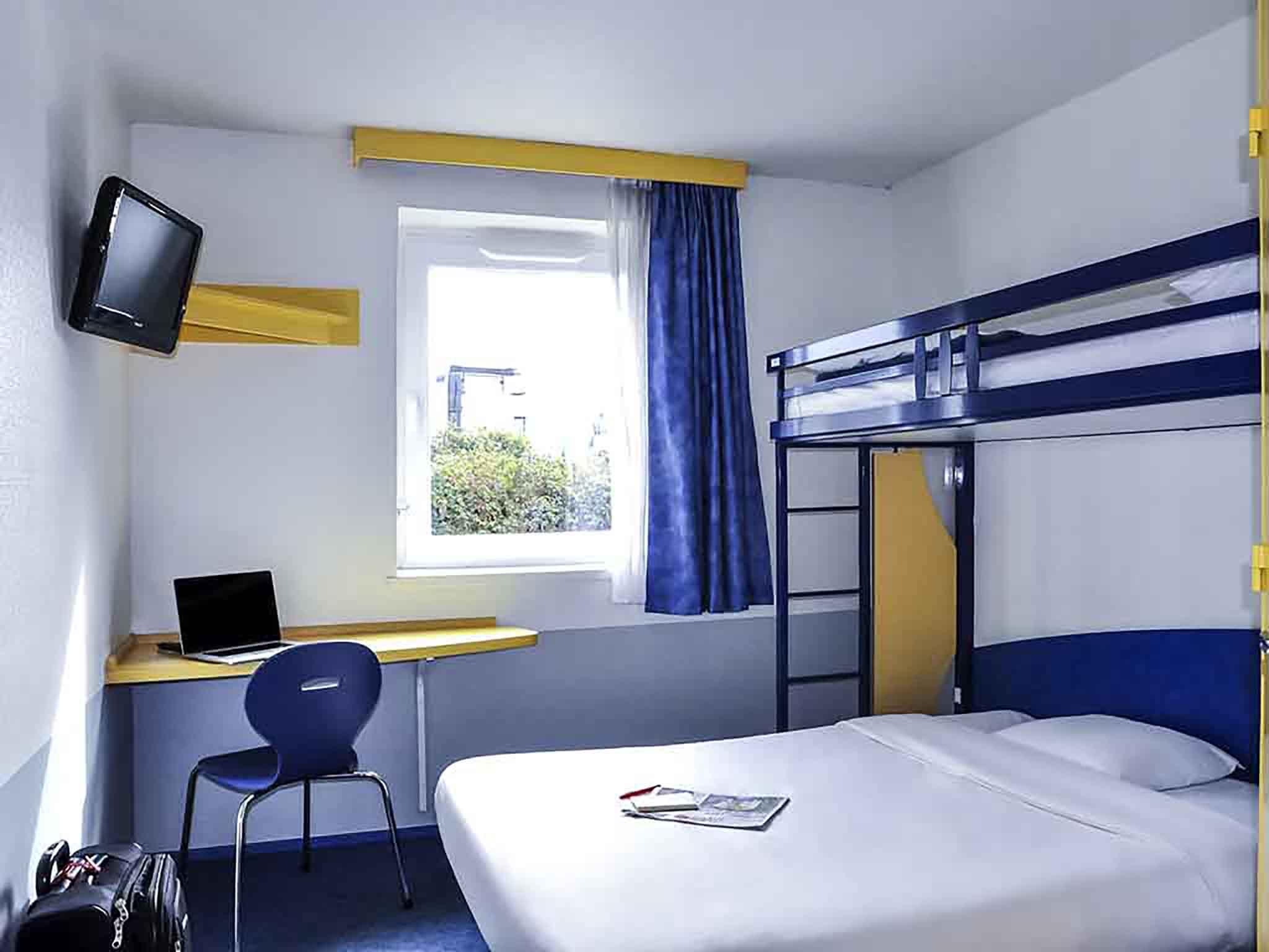 โรงแรม – ibis budget Rennes Cesson