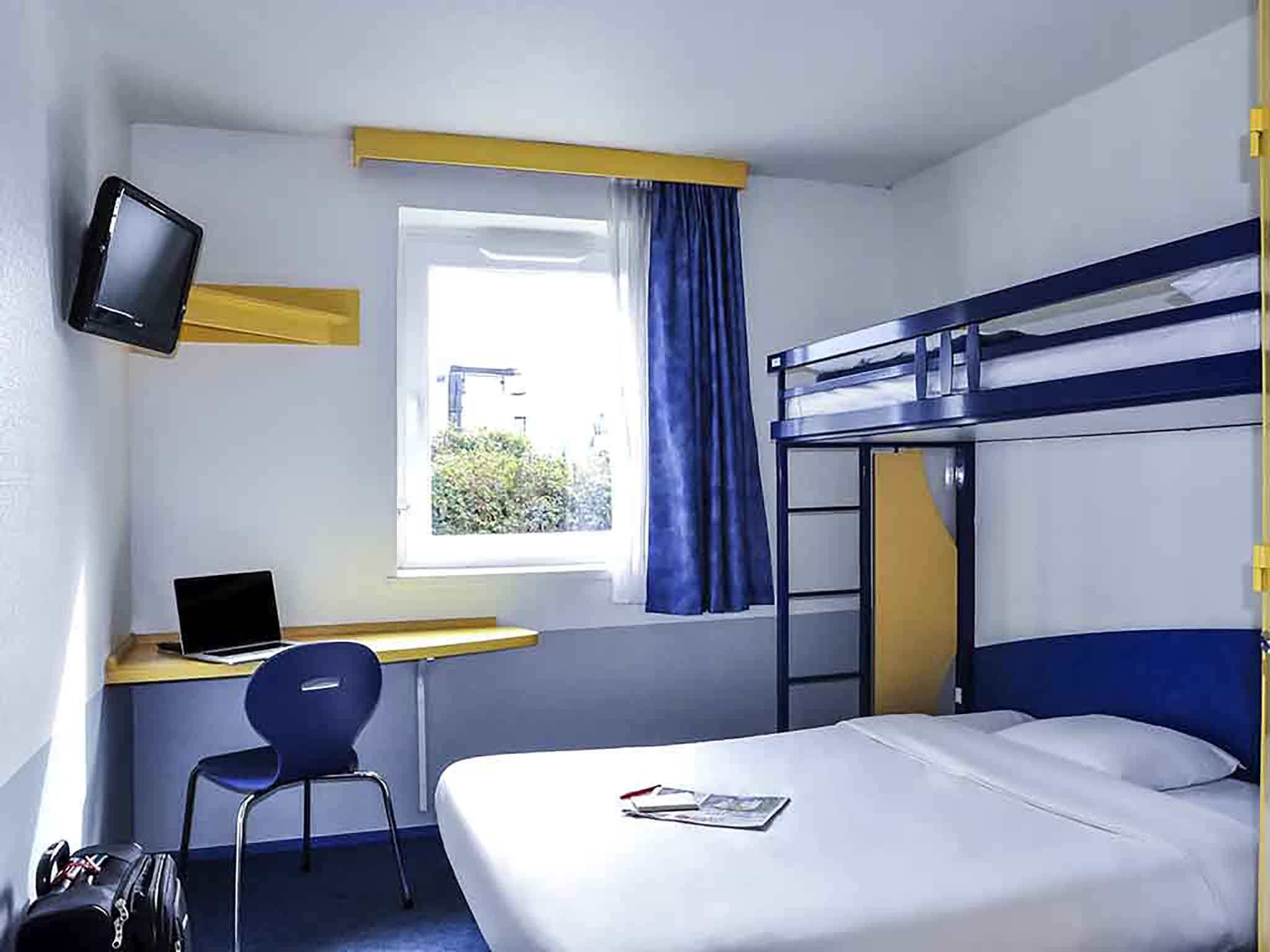Hotell – ibis budget Rennes Cesson