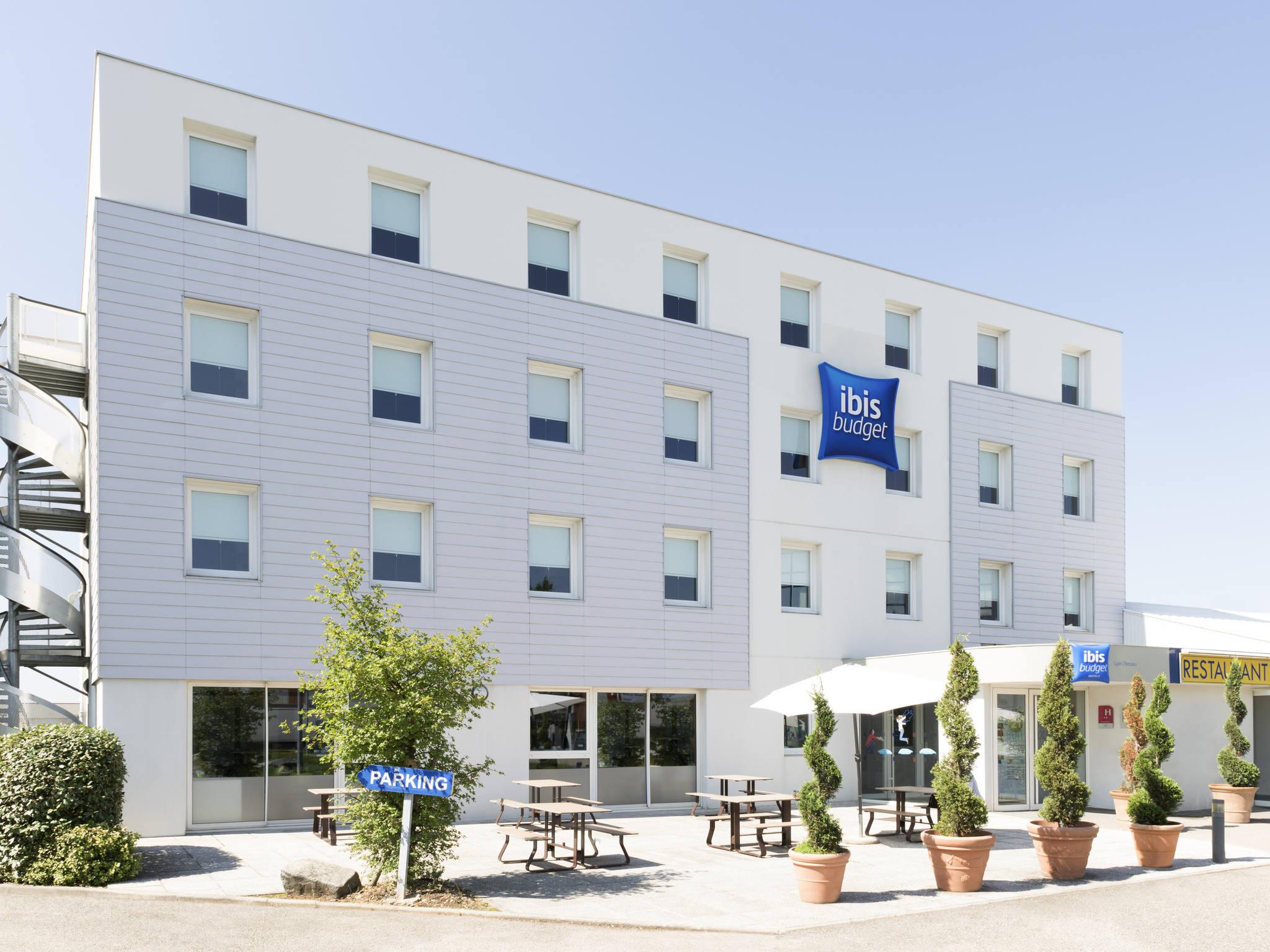 โรงแรม – ibis budget Lyon Eurexpo Chassieu