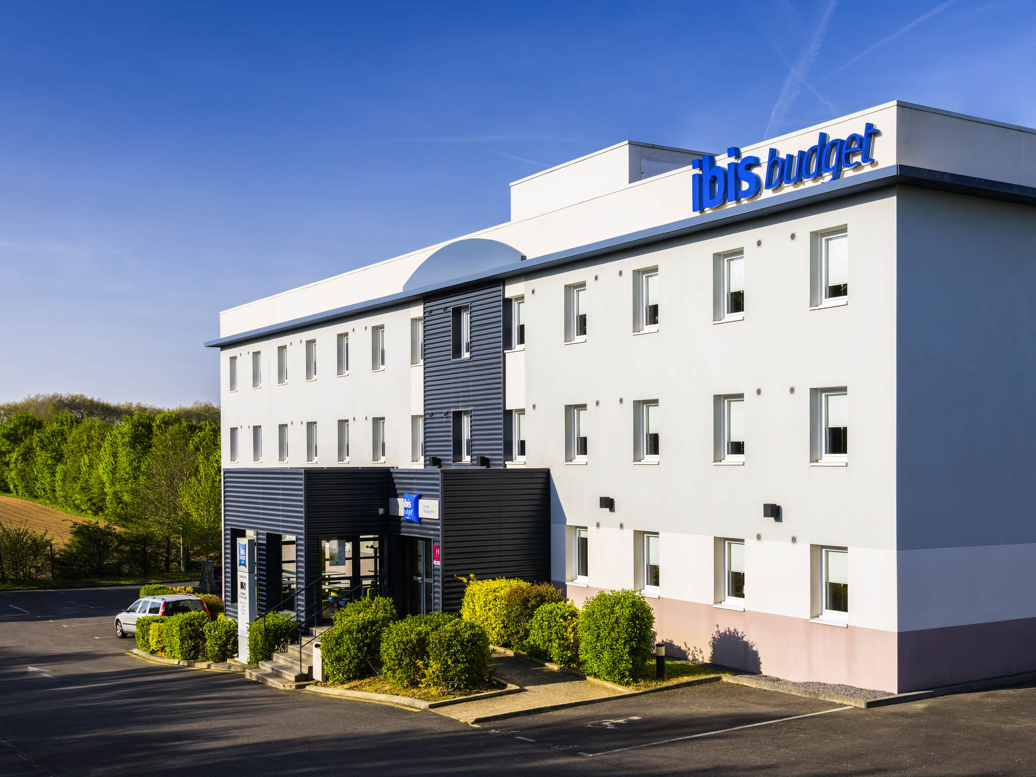 호텔 – ibis budget Rennes Route de Saint-Malo