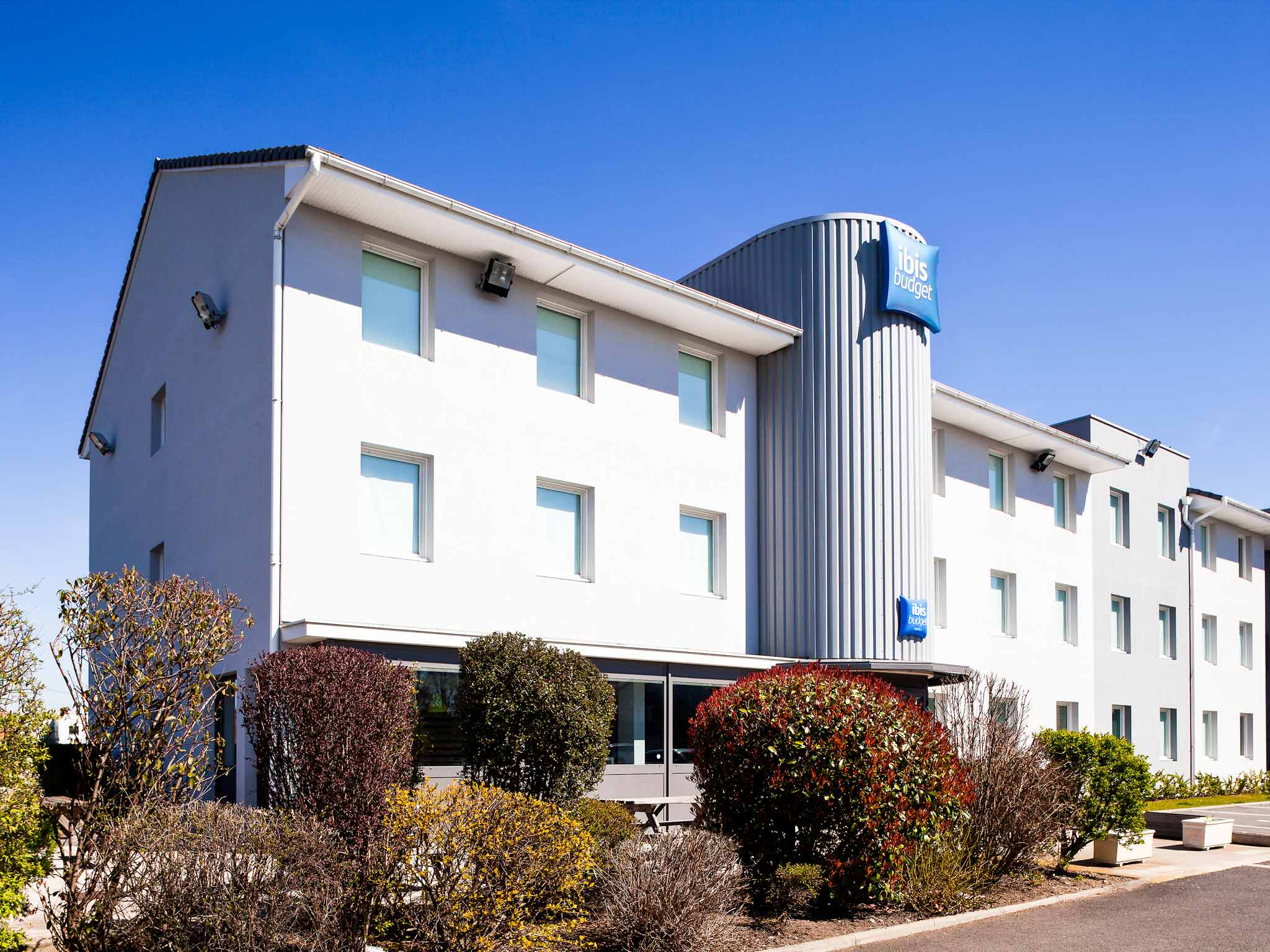 Hotell – ibis budget Clermont-Ferrand Nord Riom