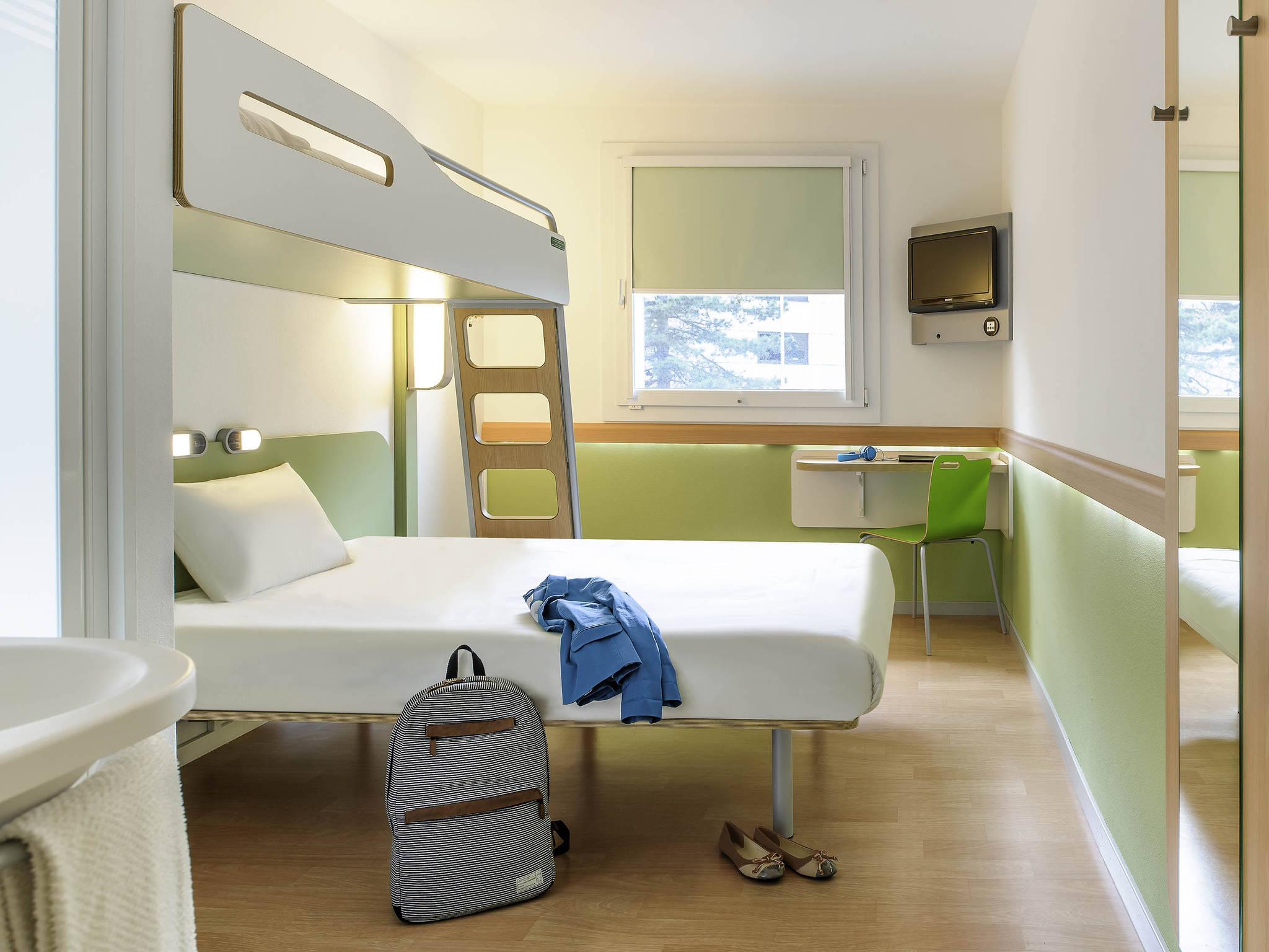 โรงแรม – ibis budget Lyon Est Chaponnay