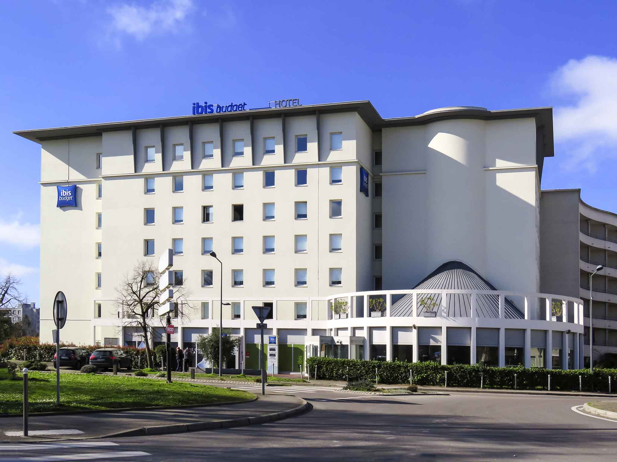 酒店 – 宜必思快捷里昂维勒班酒店