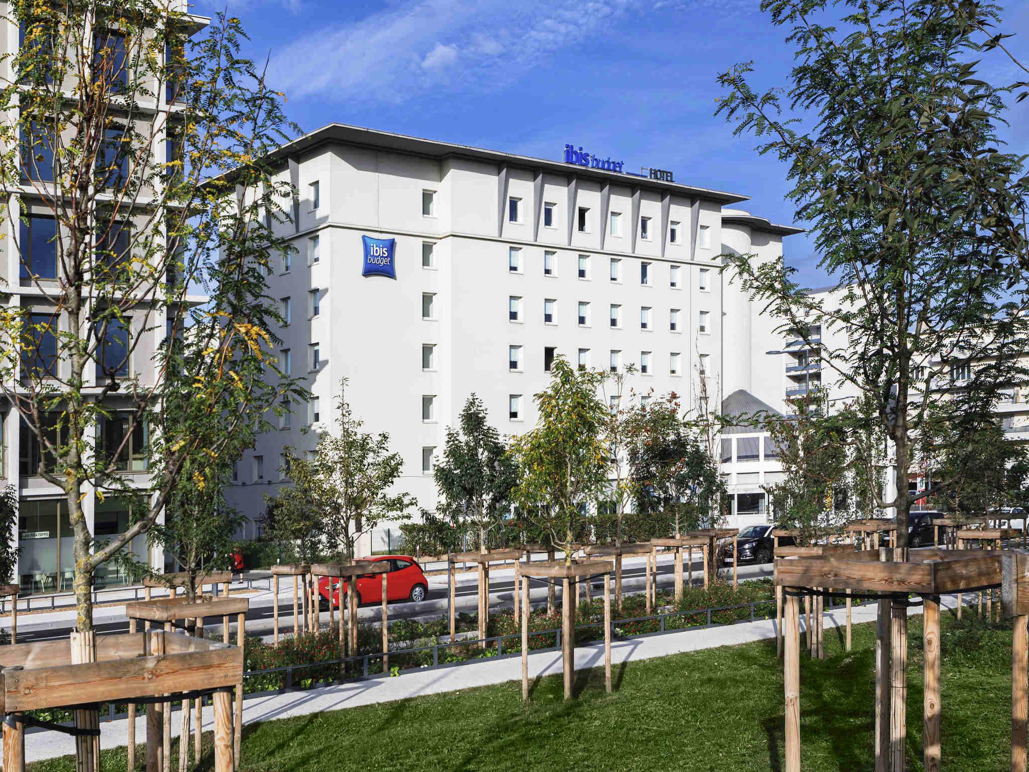 Отель — ibis budget Лион Вийербан