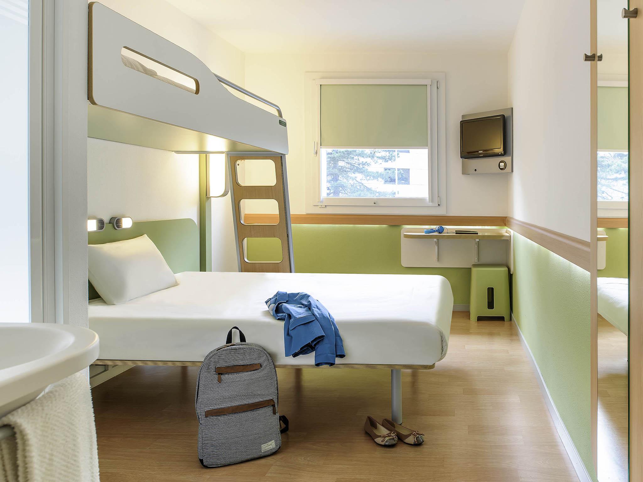 โรงแรม – ibis budget Montélimar