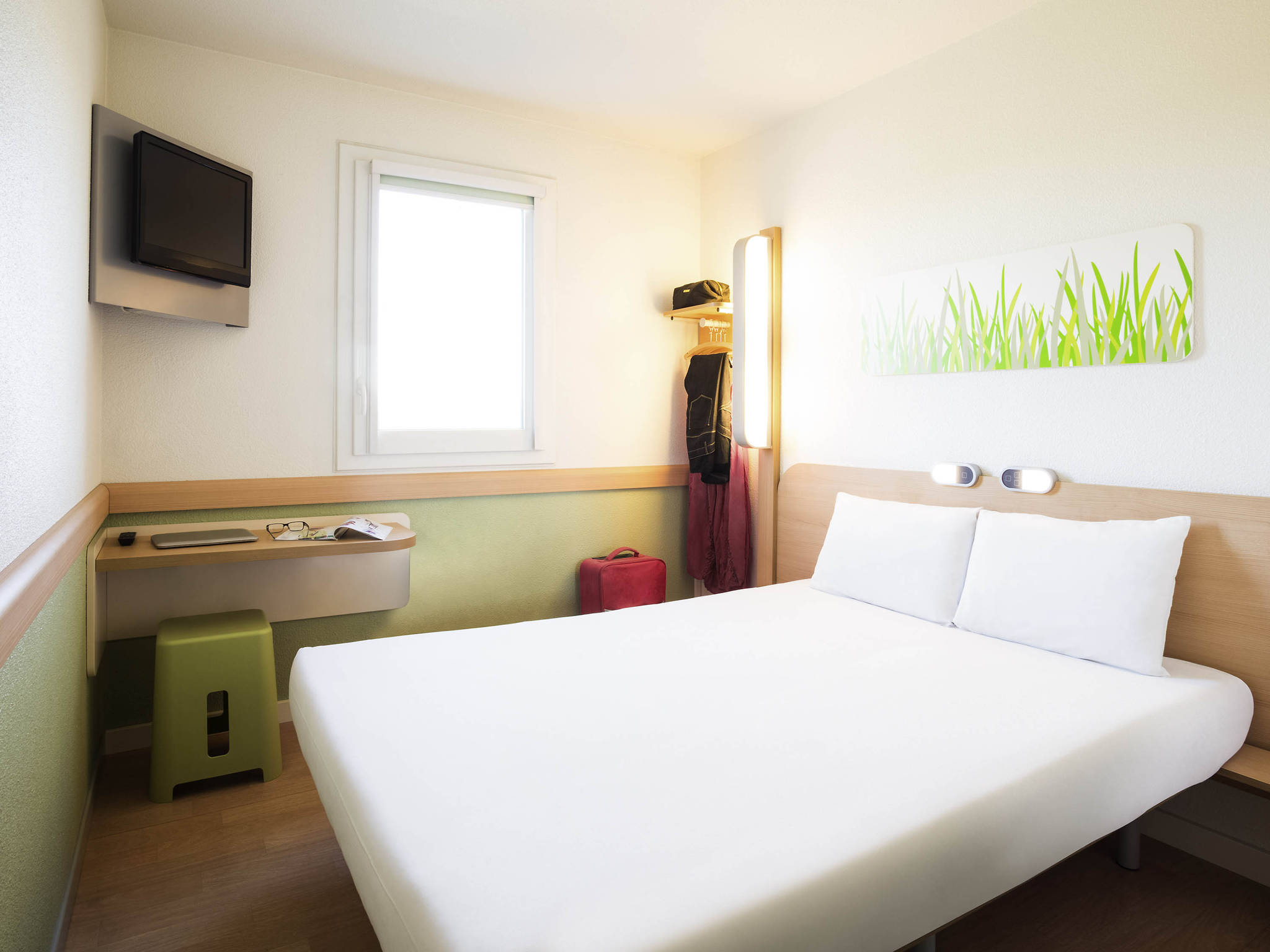 Hotel - ibis budget Orly Chevilly Tram 7