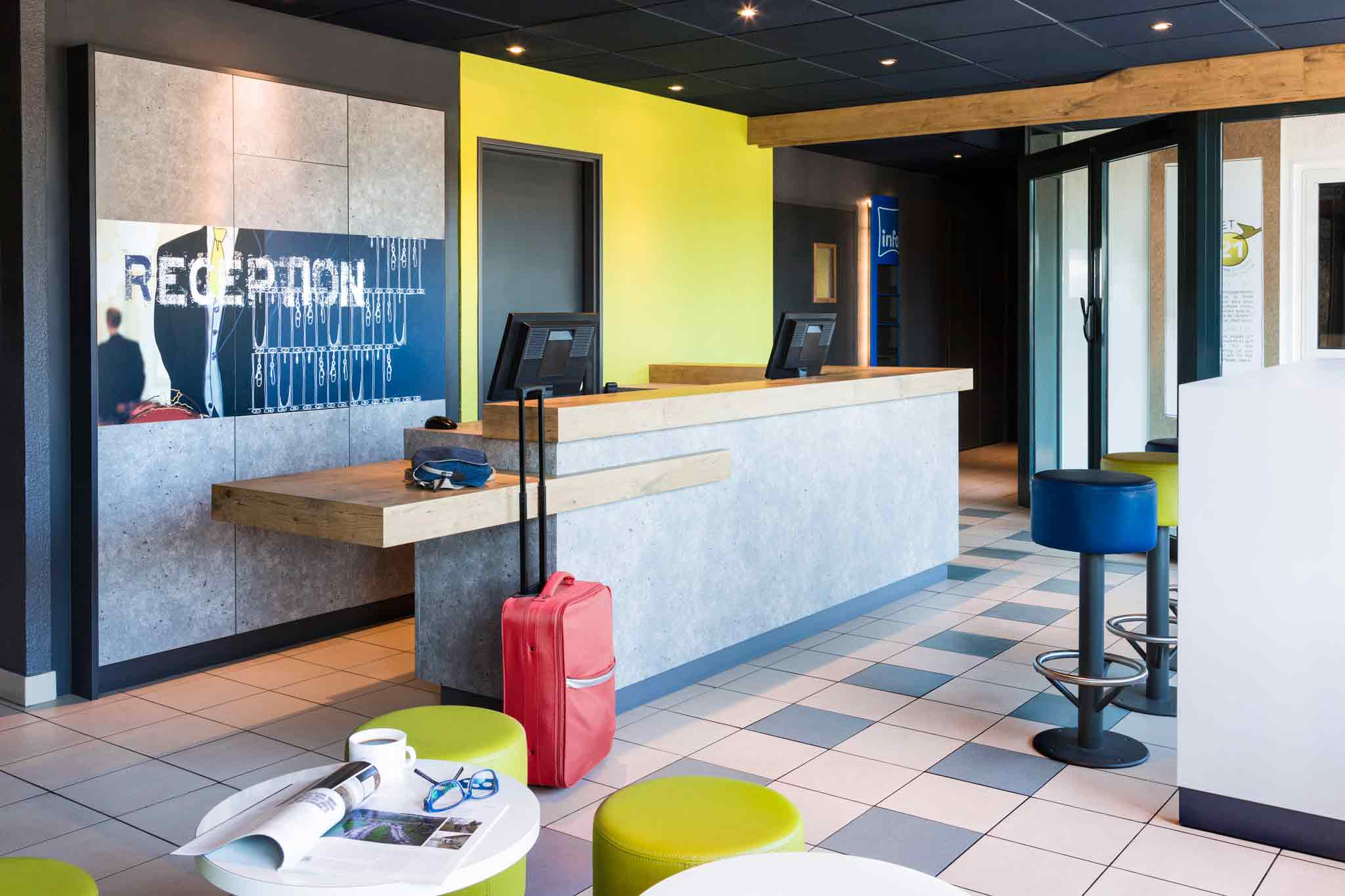 Hotel In Chevilly Larue Ibis Budget Orly Chevilly Tram 7