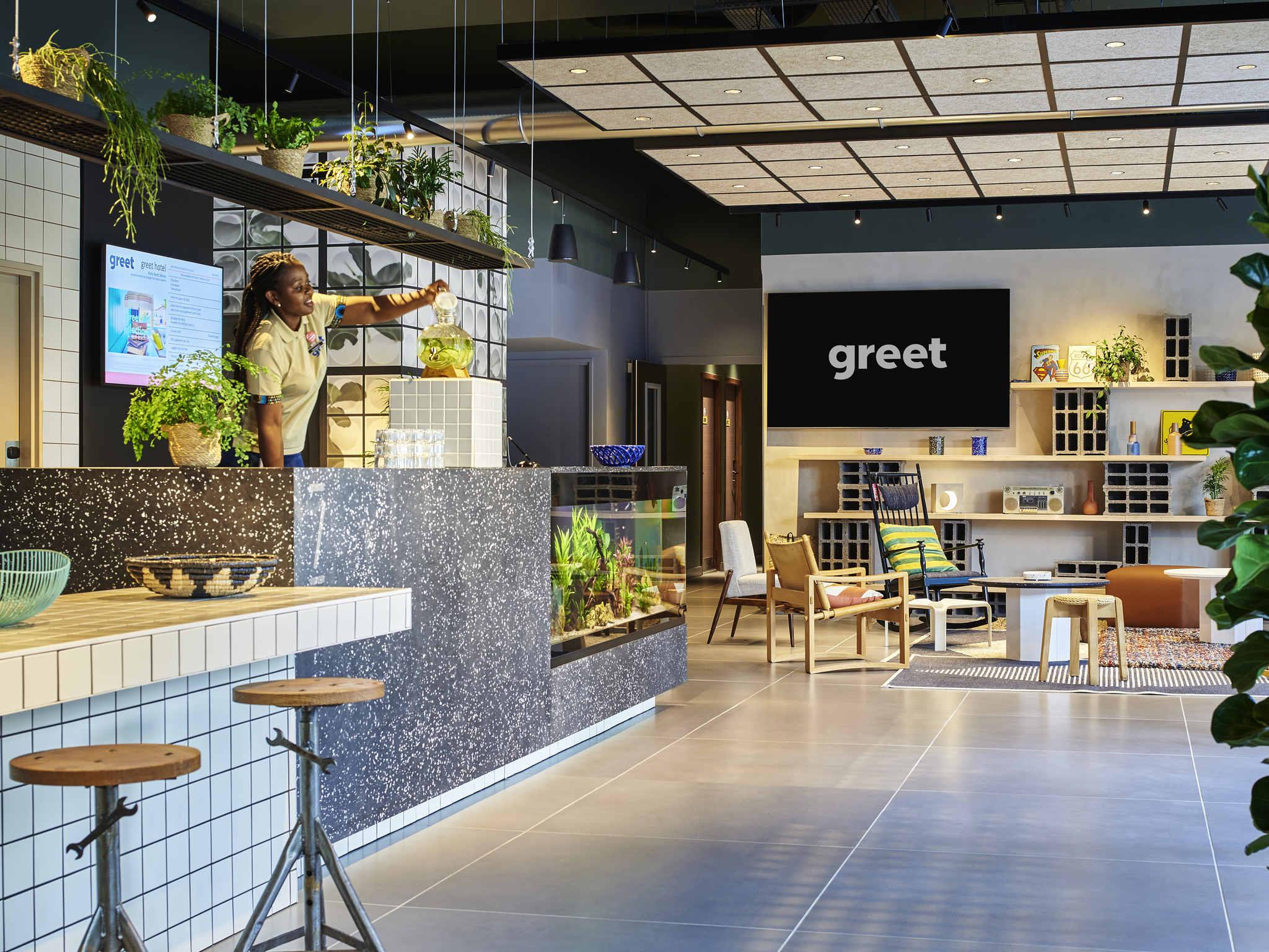 Hotel – Ibis budget Paris Nord 18ème