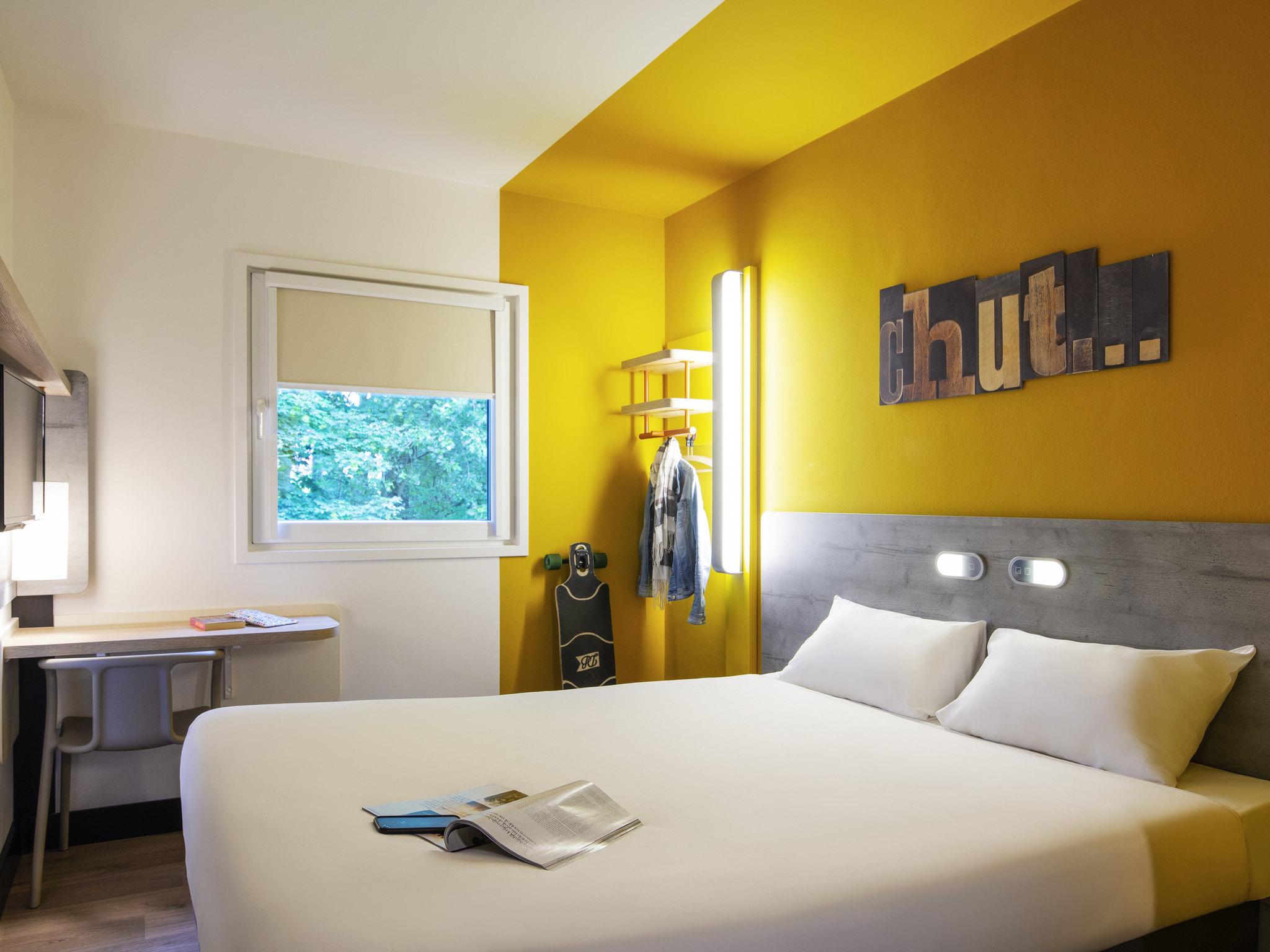 Отель — Отель ibis budget Амстердам Аэропорт