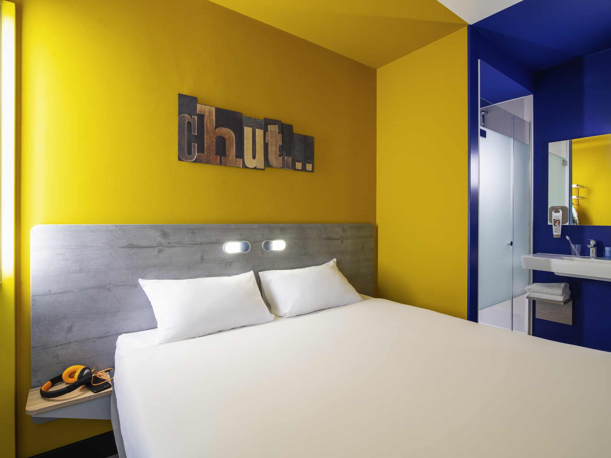 Rooms Ibis Budget Amsterdam Airport