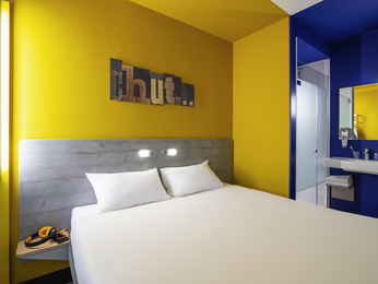 Rooms - ibis budget Amsterdam Airport