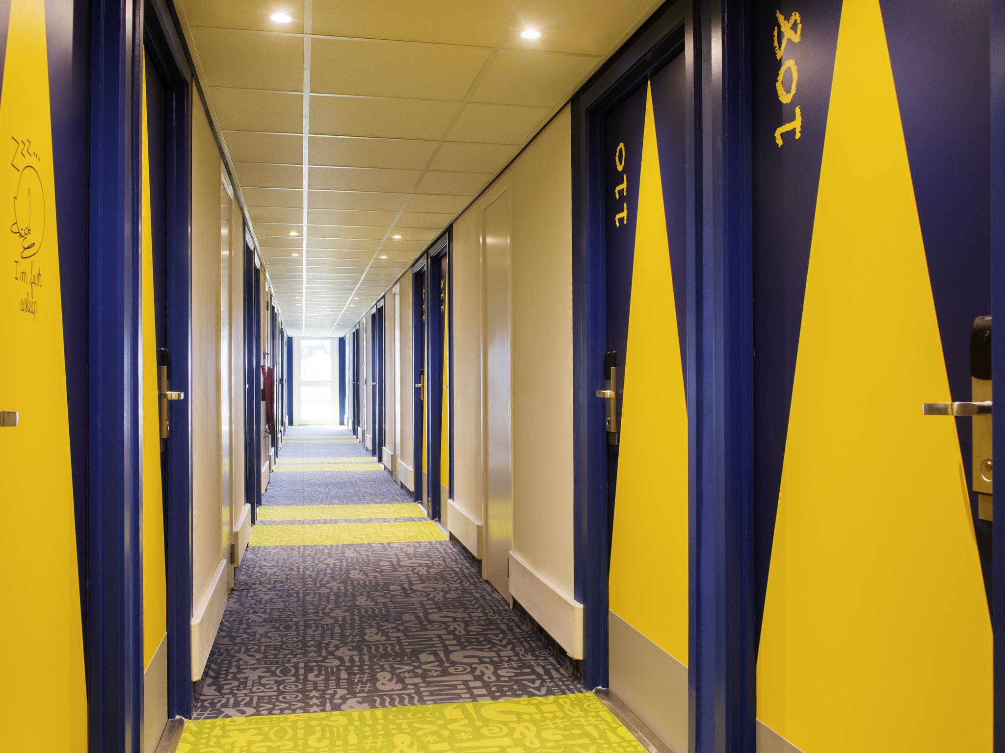 Cheap Hotel Amsterdam Airport Ibis Budget Near Schiphol