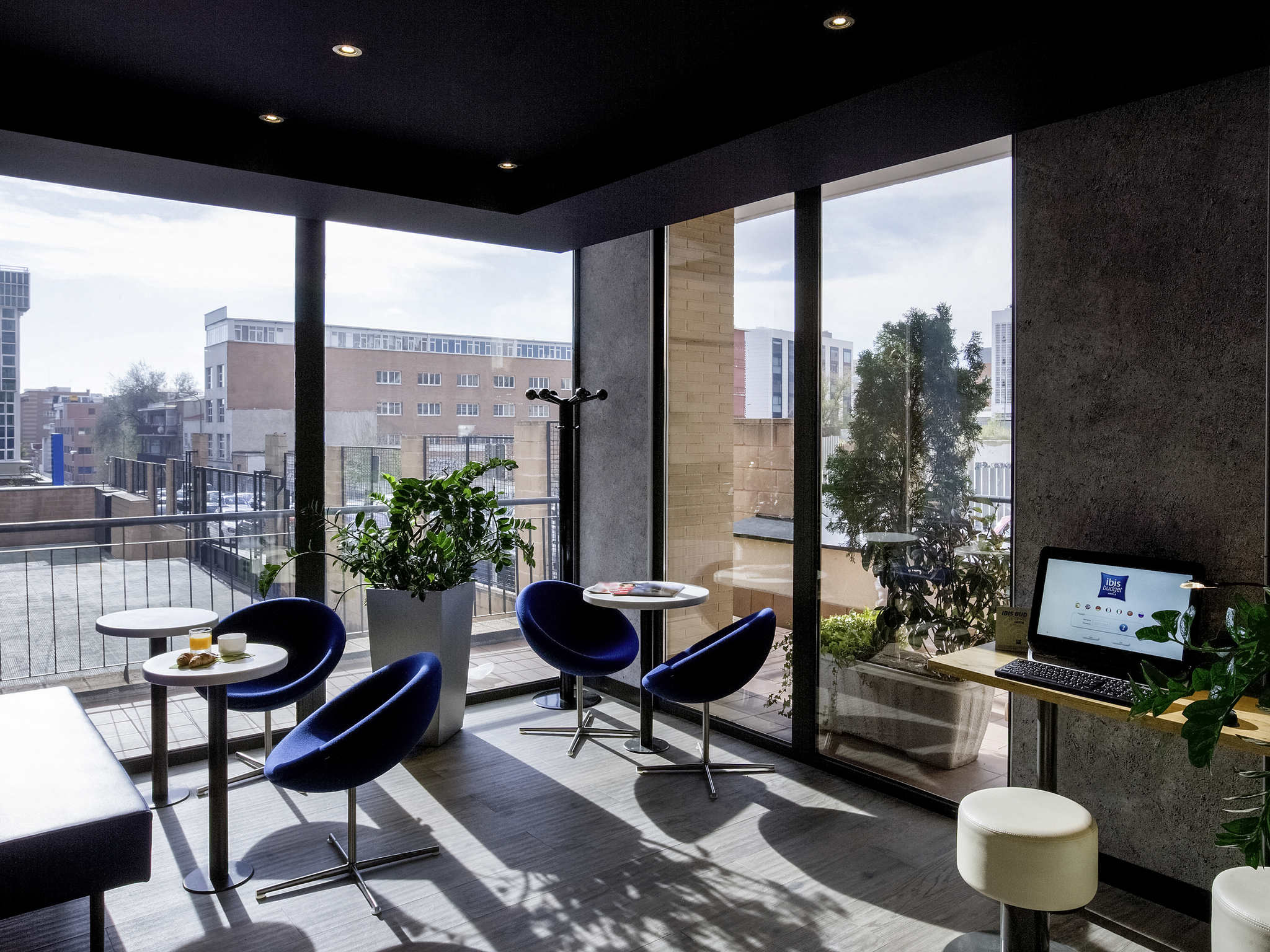 Hotel - ibis budget Madrid Calle Alcala