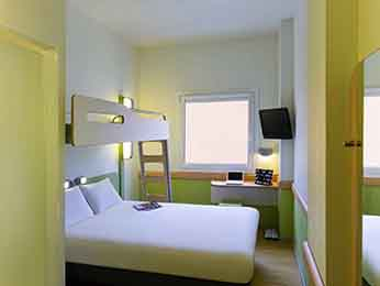 Cheap Hotel Madrid Ibis Budget Madrid Valentin Beato