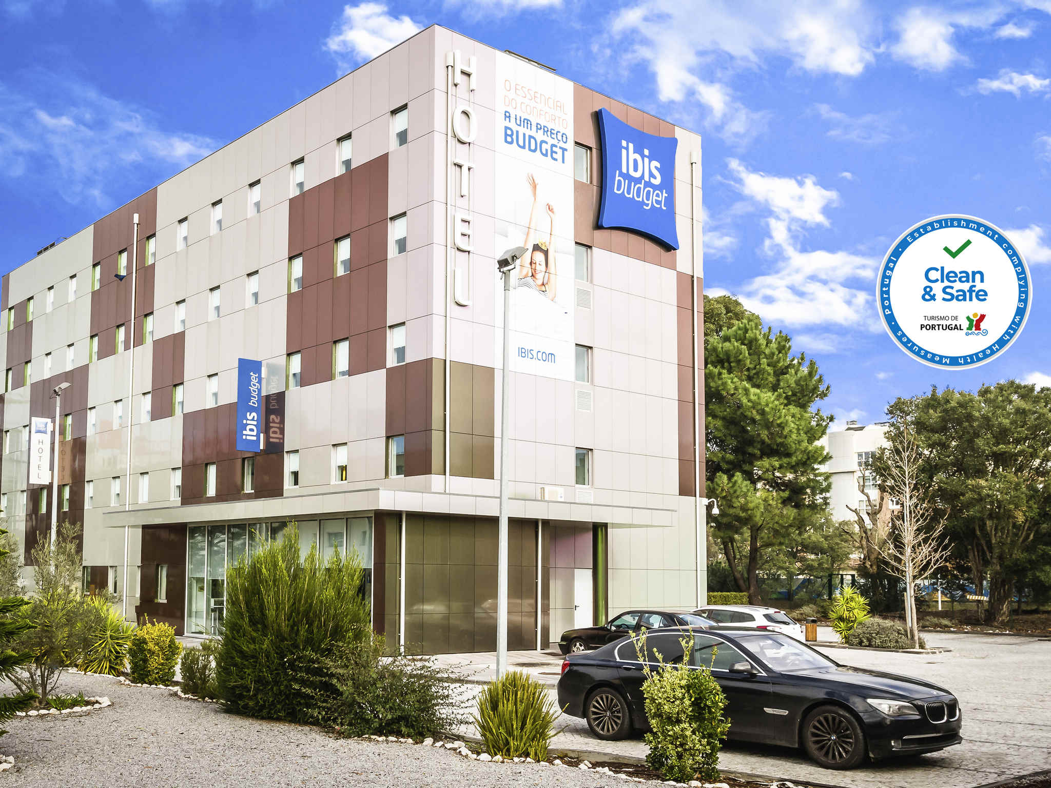 Hotel – ibis budget Porto Gaia