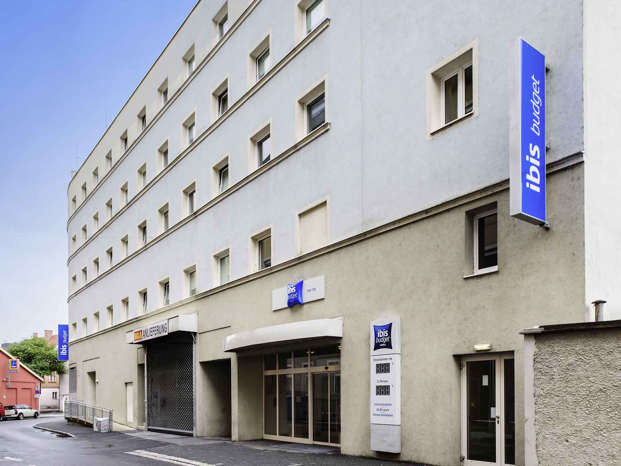 Отель — ibis budget Грац Сити