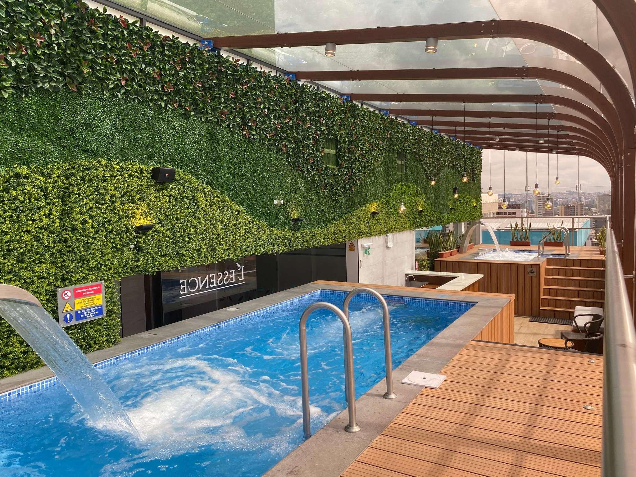 Отель — Mercure Alameda Quito