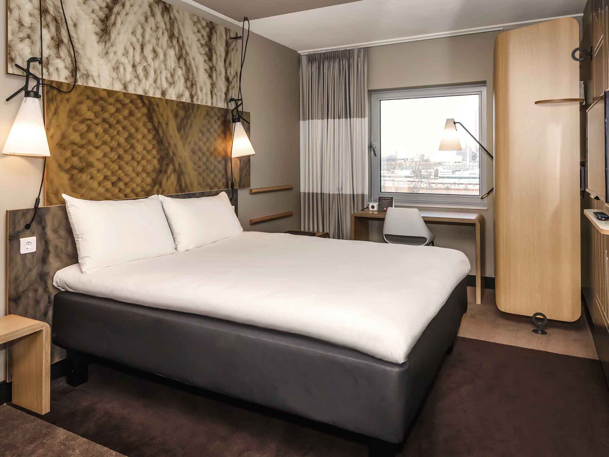 Отель — ibis Амстердам Запад