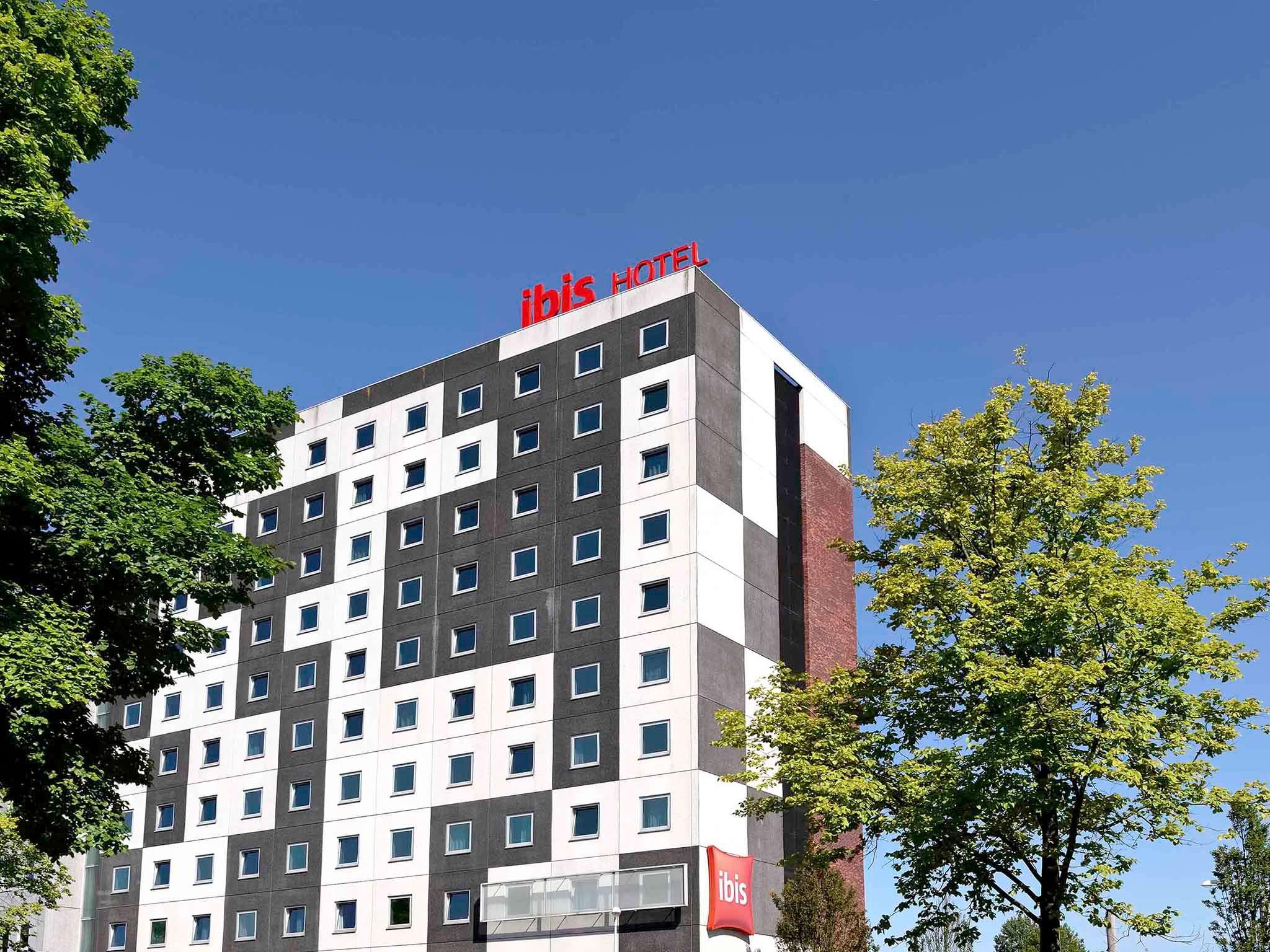 โรงแรม – ไอบิส อัมสเตอร์ดัม ซิตี้ เวสต์