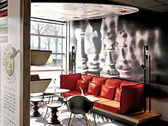 g nstiges hotel amsterdam ibis amsterdam city west. Black Bedroom Furniture Sets. Home Design Ideas