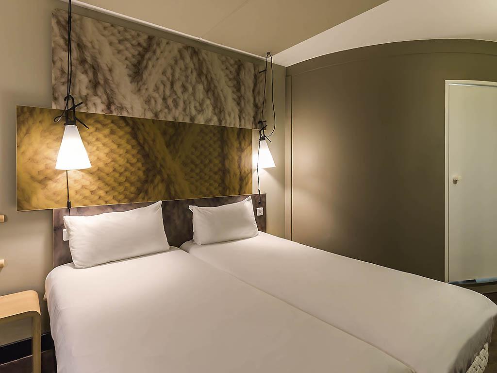 Goedkoop hotel amsterdam west ibis bij sloterdijk - Hoe aparte een kamer in twee ...
