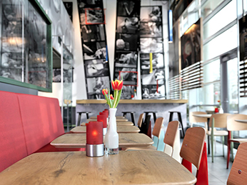 Restaurante - ibis Amsterdam City West