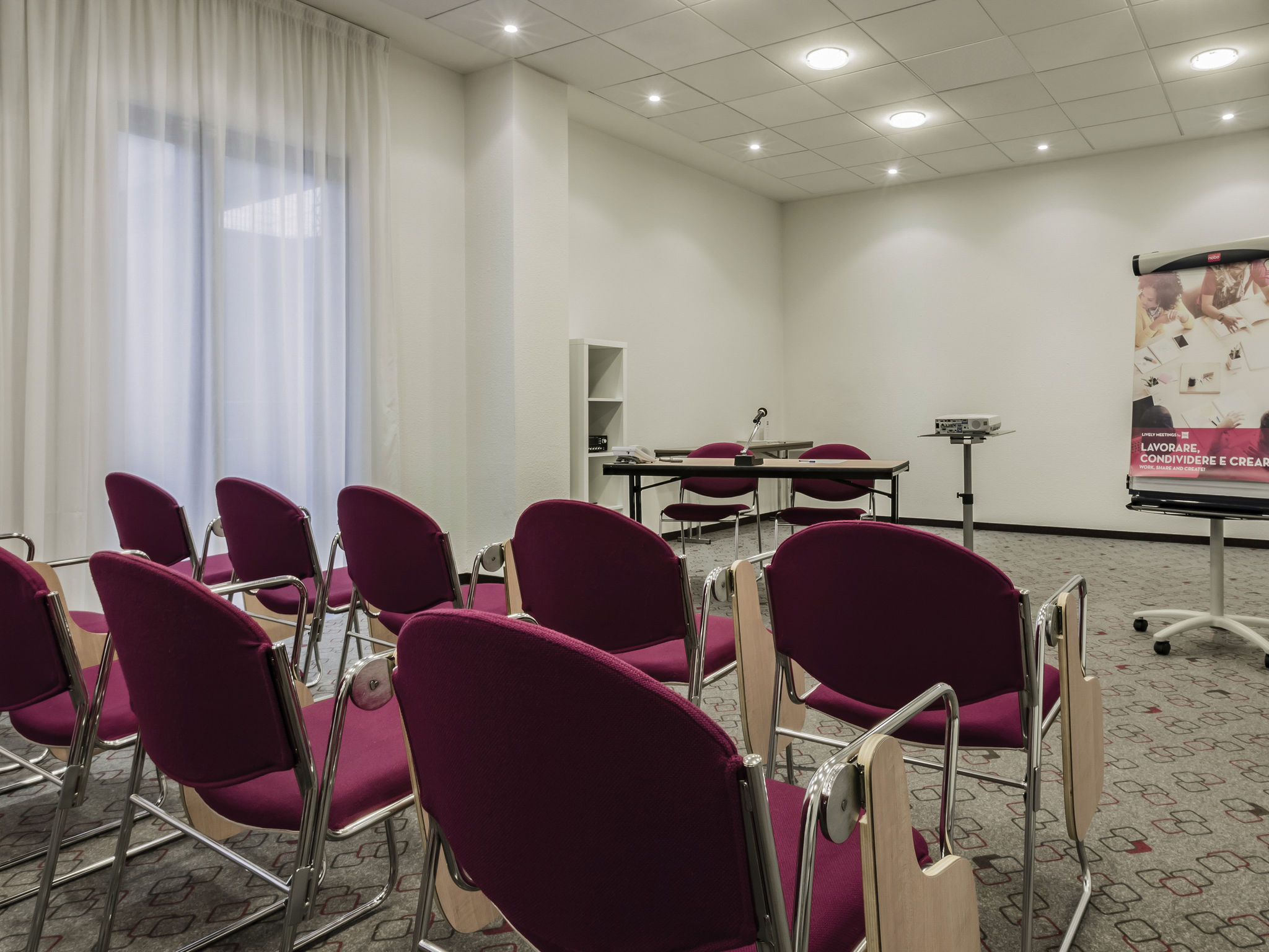 Sala Fumatori Malpensa : Hotel milano aeroporto ibis milano malpensa accorhotels