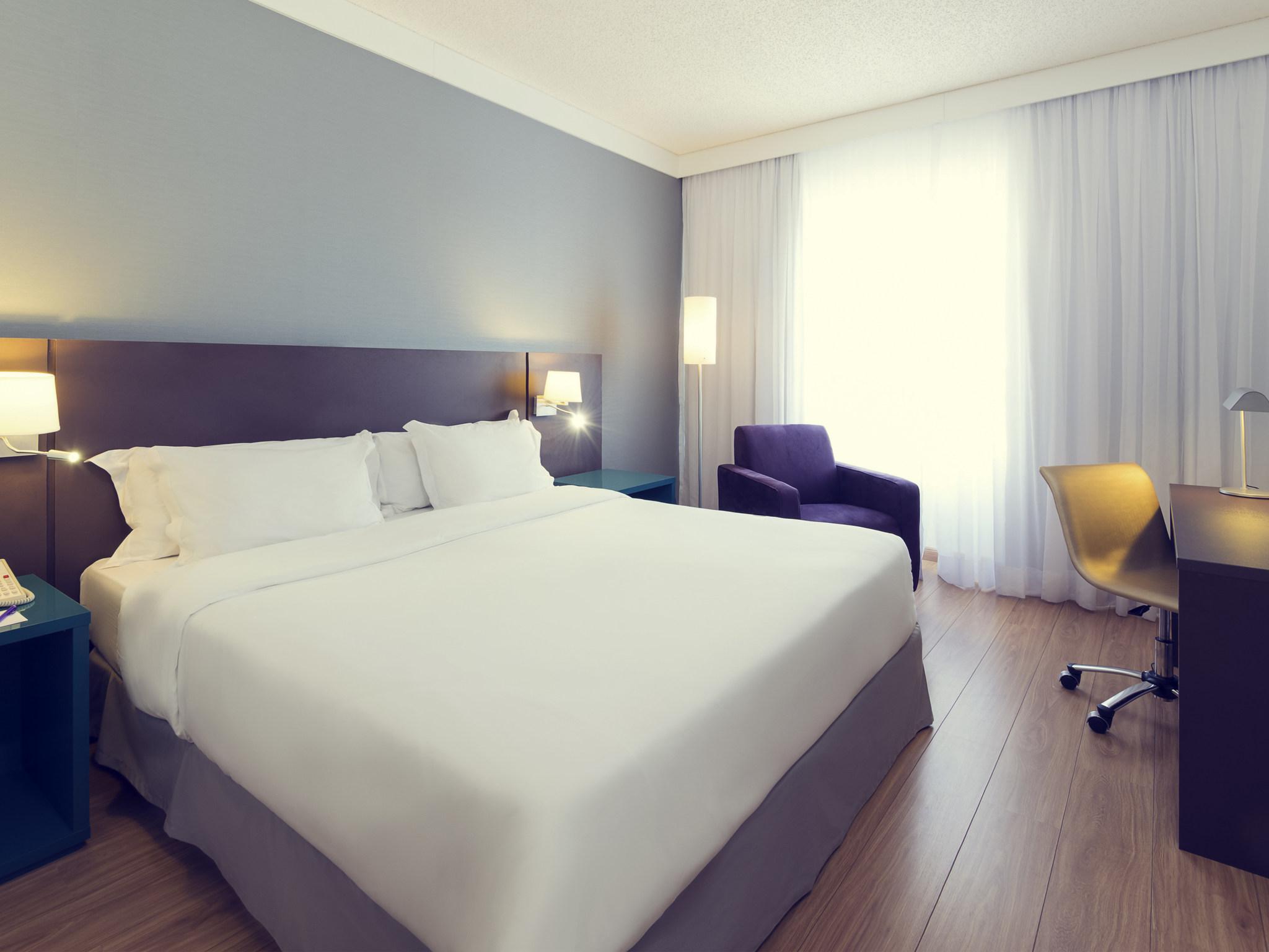 โรงแรม – Mercure São José dos Campos Hotel