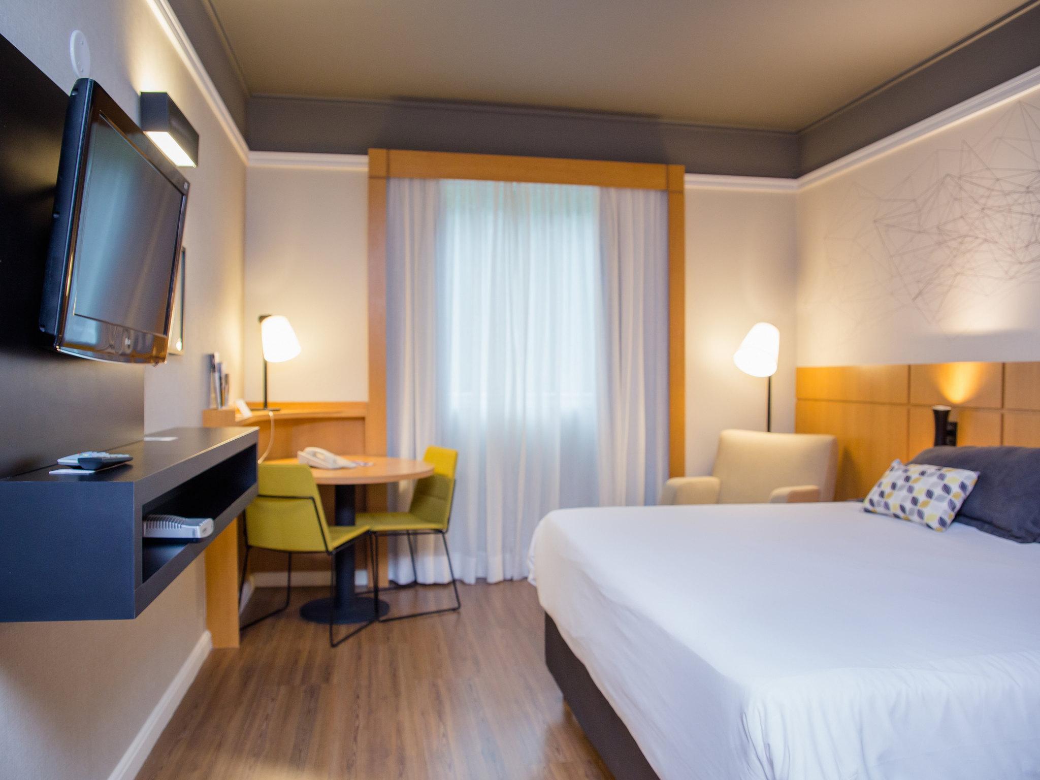 Отель — Mercure Santo Andre Hotel