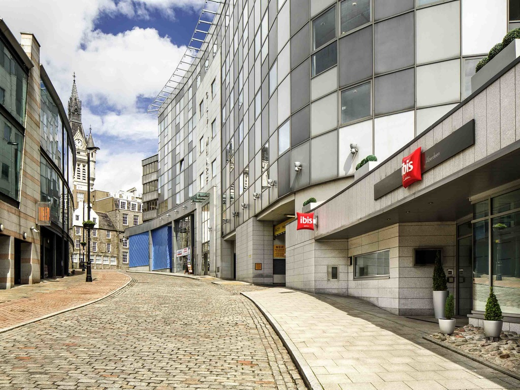 Ibis Aberdeen Centre - Quayside