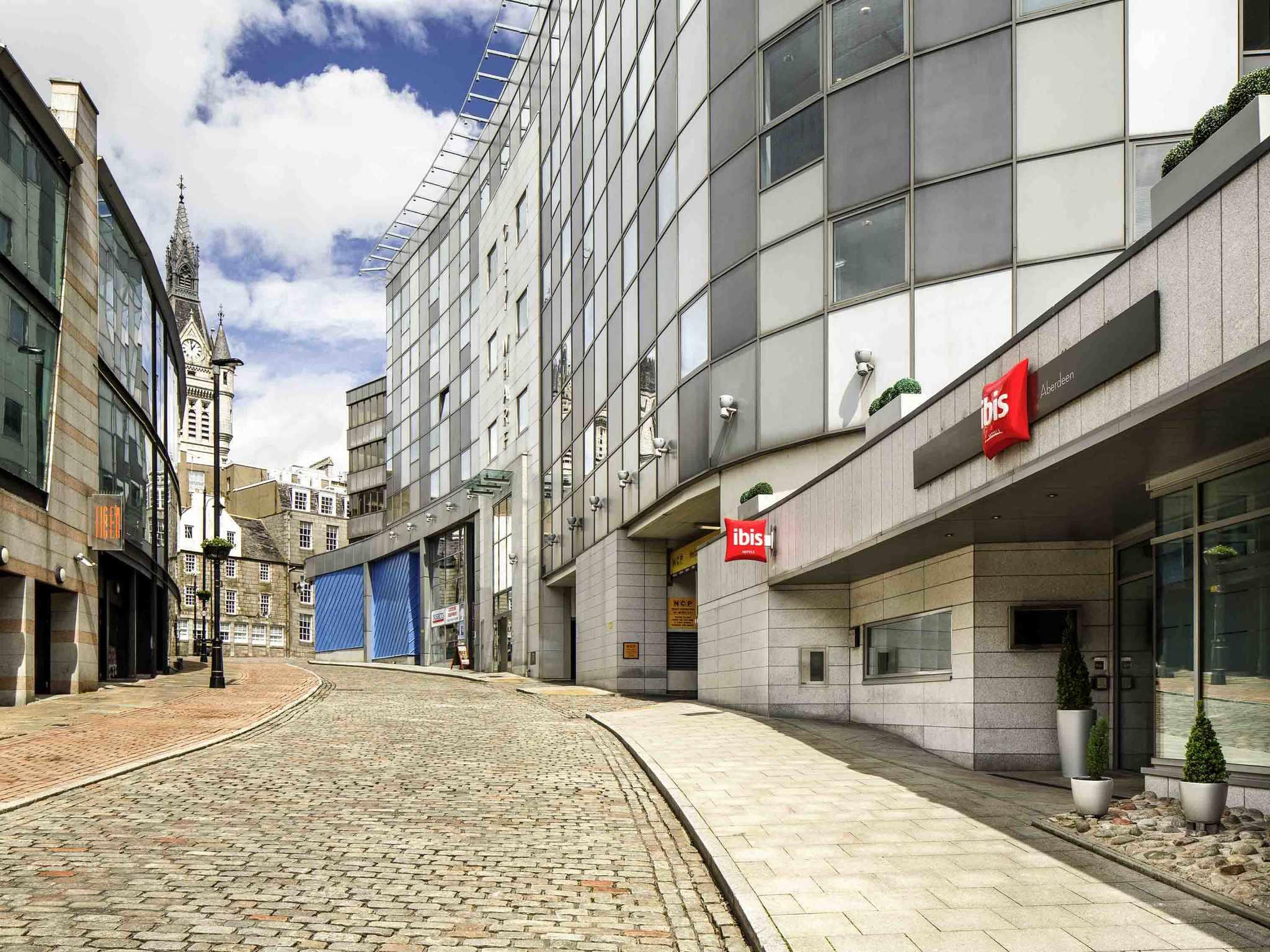 Отель — ibis Aberdeen Centre - Quayside